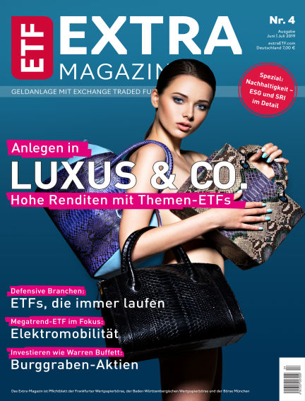 Extra-Magazin May 31, 2019 00:00