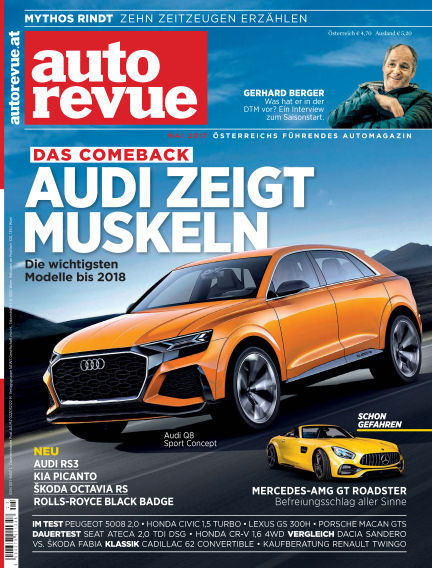Autorevue April 21, 2017 00:00
