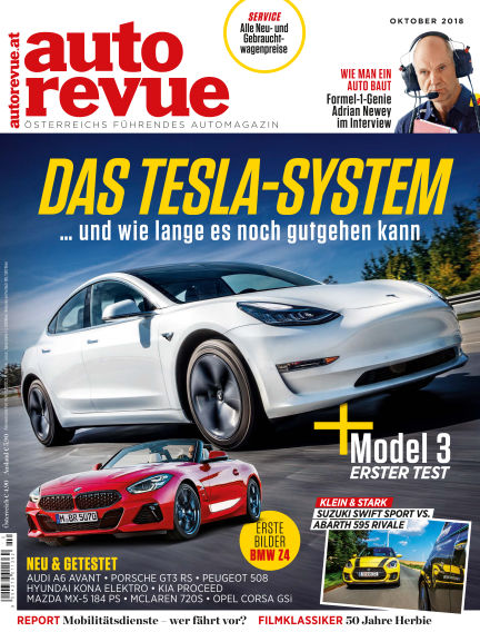 Autorevue September 21, 2018 00:00