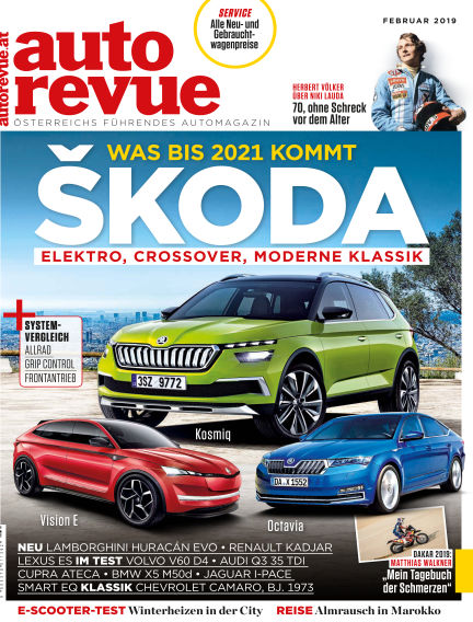 Autorevue January 25, 2019 00:00
