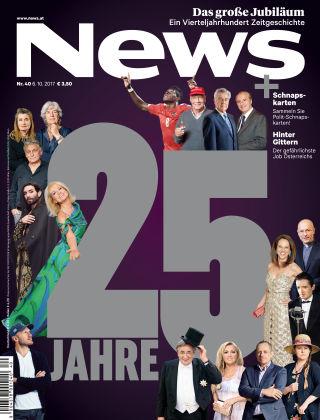 News 40-17