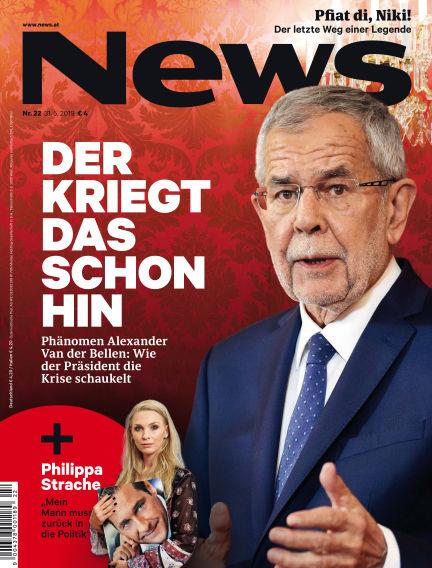 News May 31, 2019 00:00