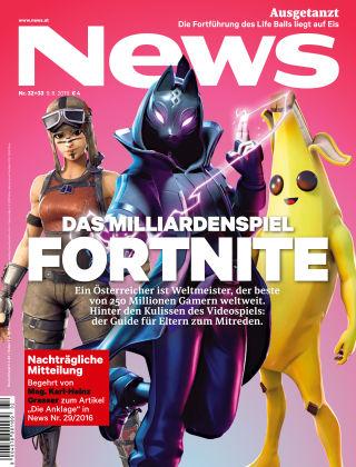 News 32-19