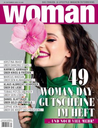 WOMAN 20-20