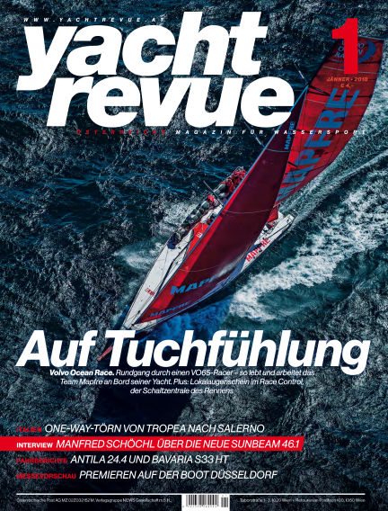 Yachtrevue January 02, 2018 00:00