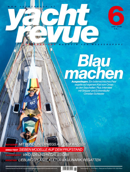 Yachtrevue June 01, 2018 00:00