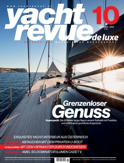 Yachtrevue October 05, 2018 00:00