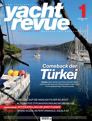 Yachtrevue 01-19