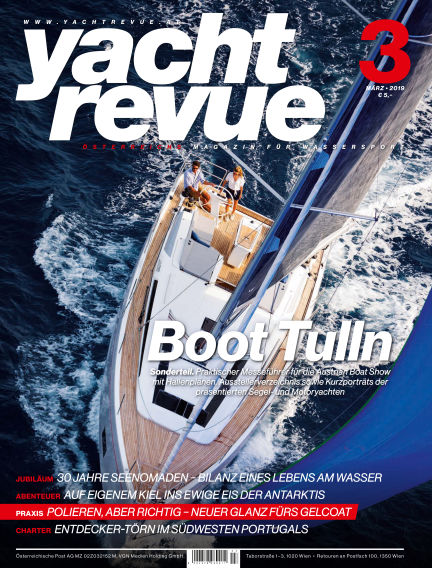 Yachtrevue March 01, 2019 00:00