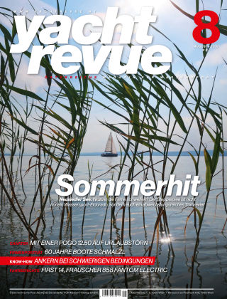 Yachtrevue 08-19