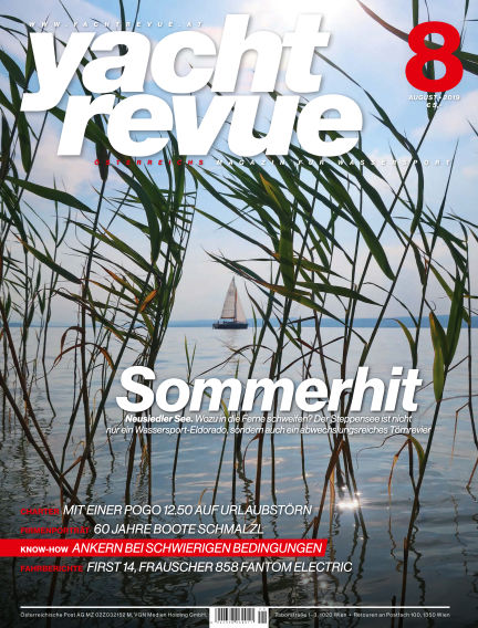 Yachtrevue August 02, 2019 00:00