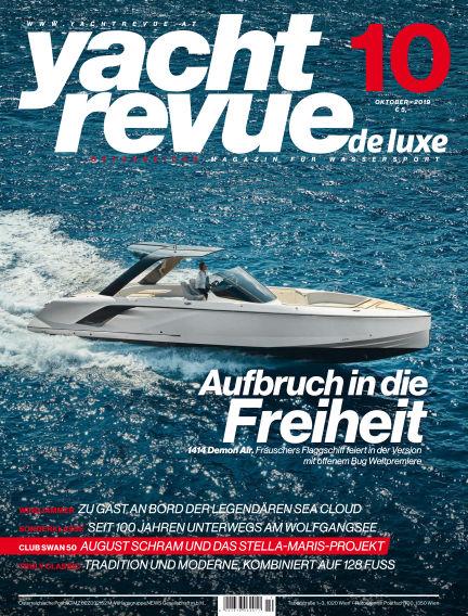 Yachtrevue October 04, 2019 00:00