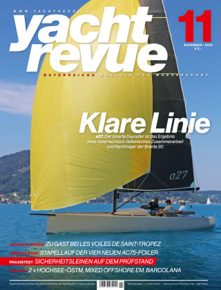 Yachtrevue 11-19