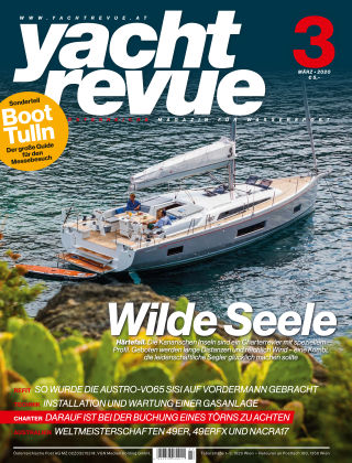 Yachtrevue 03-20