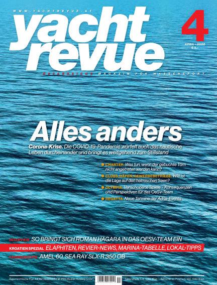 Yachtrevue April 03, 2020 00:00