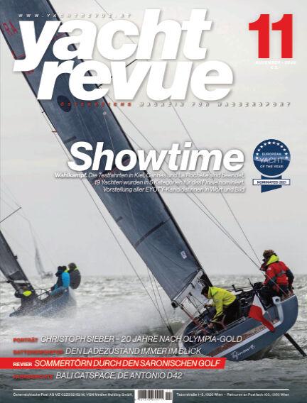 Yachtrevue October 31, 2020 00:00