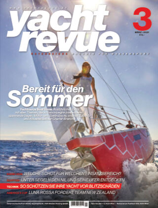 Yachtrevue 03-21