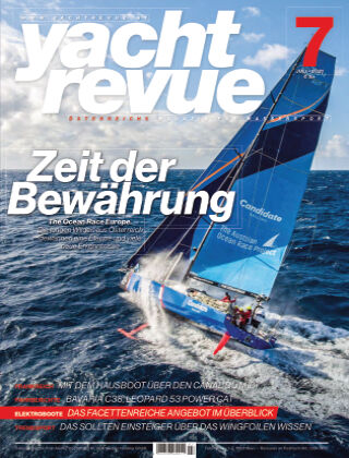 Yachtrevue 07-21