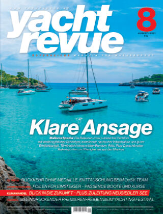 Yachtrevue 08-21