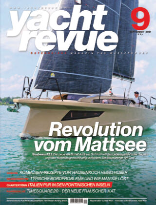 Yachtrevue 09-21