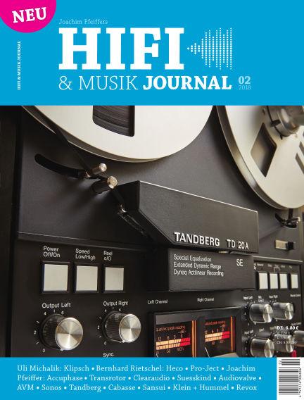 HIFI & Musik Journal April 20, 2018 00:00