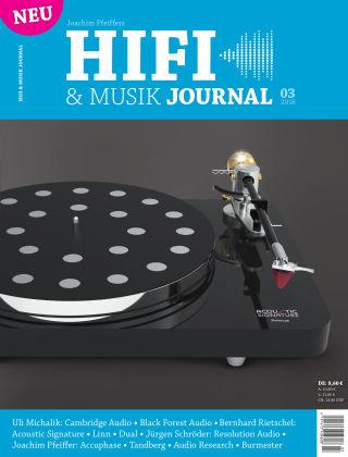 HIFI & Musik Journal 03/2018