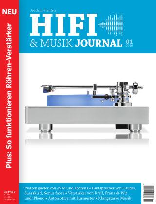 HIFI & Musik Journal 01/2019