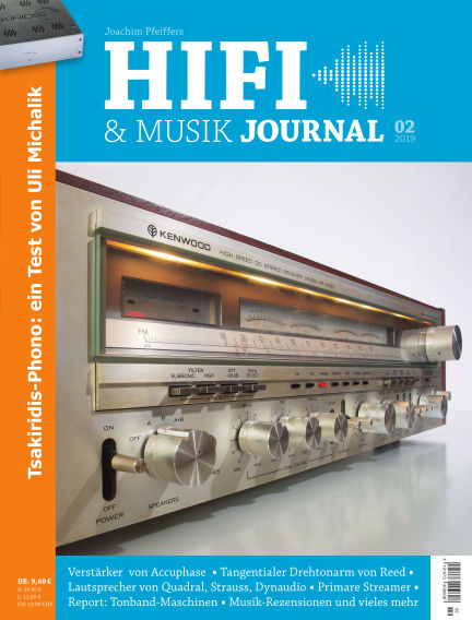 HIFI & Musik Journal March 29, 2019 00:00