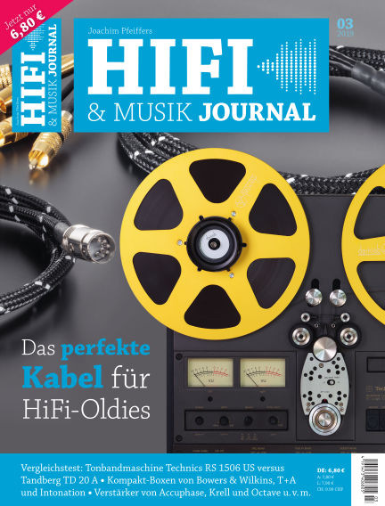 HIFI & Musik Journal July 23, 2019 00:00