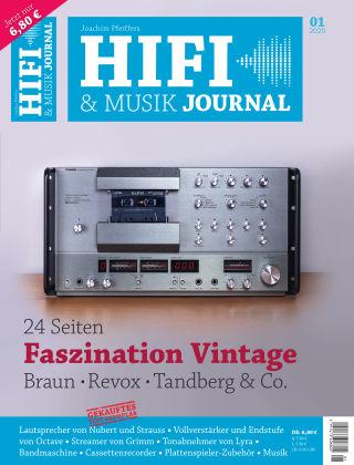 HIFI & Musik Journal 01/2020