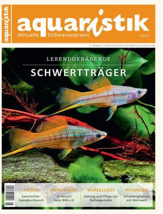 aquaristik 5/2017