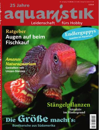 aquaristik 3/2018