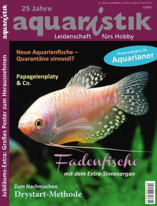 aquaristik 5/2018