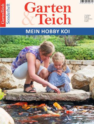 MIDORI - Das Garten-Teich-Magazin Sonderheft Koi 2017