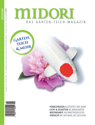 MIDORI - Das Garten-Teich-Magazin 2/2021