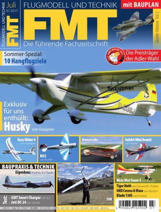 FMT - FLUGMODELL UND TECHNIK 07/2017