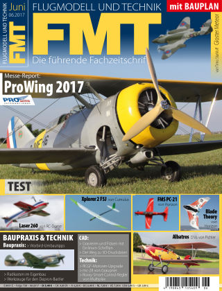 FMT - FLUGMODELL UND TECHNIK 06/2017