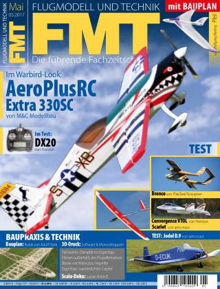 FMT - FLUGMODELL UND TECHNIK 05/2017