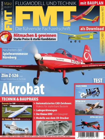 FMT - FLUGMODELL UND TECHNIK February 23, 2017 00:00