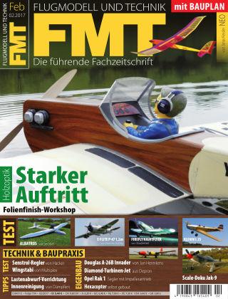 FMT - FLUGMODELL UND TECHNIK 02/2017
