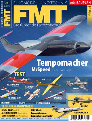 FMT - FLUGMODELL UND TECHNIK 01/2017