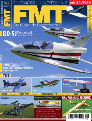 FMT - FLUGMODELL UND TECHNIK 08/2017