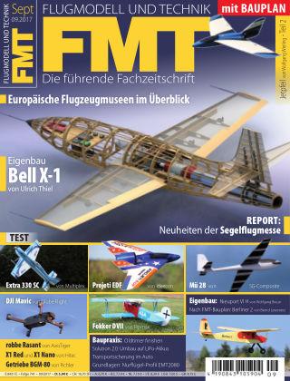 FMT - FLUGMODELL UND TECHNIK 09/2017