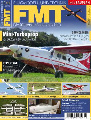 FMT - FLUGMODELL UND TECHNIK 10/2017