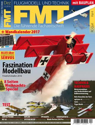 FMT - FLUGMODELL UND TECHNIK 12/2016