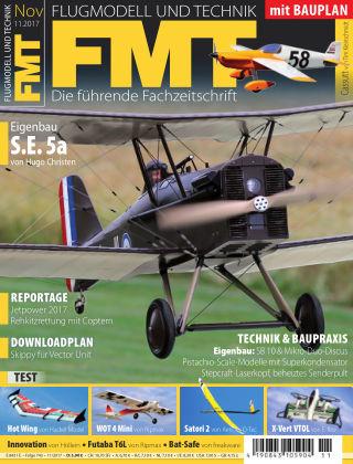 FMT - FLUGMODELL UND TECHNIK 11/2017