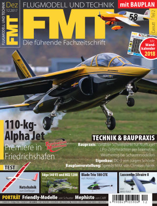 FMT - FLUGMODELL UND TECHNIK 12/2017