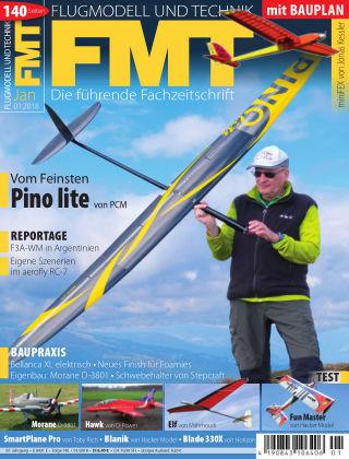 FMT - FLUGMODELL UND TECHNIK 01/2018