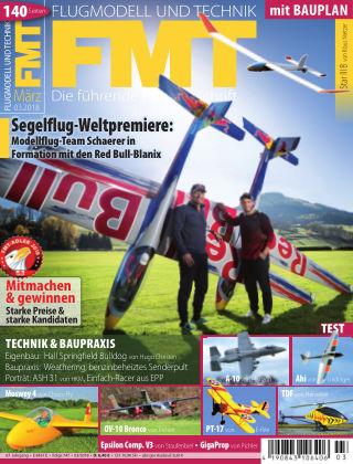 FMT - FLUGMODELL UND TECHNIK 03/2018
