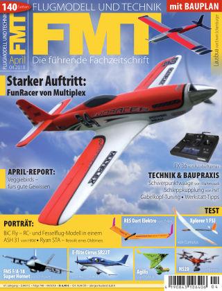 FMT - FLUGMODELL UND TECHNIK 04/2018